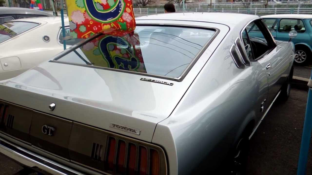 1974 Toyota Celica 1600gt Liftback Ta27 Edward Lees Youtube 1973 2000 Gt