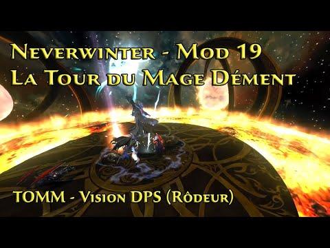 Download Neverwinter - Mod 19 - Tour du mage Dément  (TOMM) - DPS Rôdeur