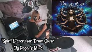 'Spirit Starcruiser' Drum Cover By Pagan's Mind