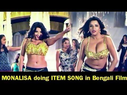 বাংলা সিনেমায় আসছেন মোনালিসা   Monalisa   Antara Biswas to do Item Number in Comrade Bengali Film