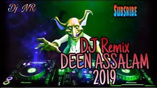 Remix deen assalam 2018
