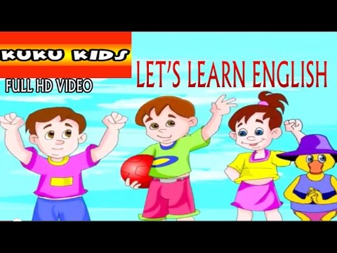 Let's Learn English -Exclusive Learning For Kids - YouTube