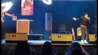 MBG performing F.O.M.F Live