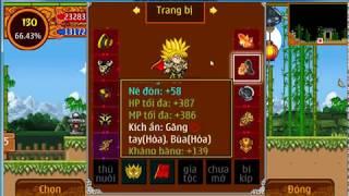 Ninja School Online | Review Con kiếm vip nhất sv1 giá 20tr  trinh phục thiên bảng.