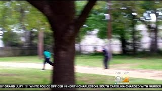 South Carolina Police Officer Charged With Murder In Man's Shooting Death