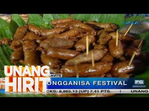 Unang Hirit: Longganisa-rap sa 4th Longganisa Festival sa Imus, Cavite