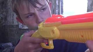 nerf zombies the infection part 1
