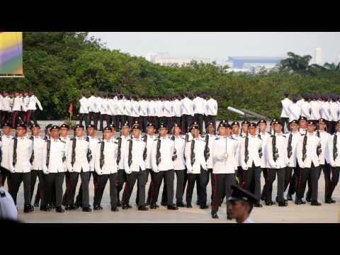 97/14 Officer Cadet Commissioning Parade 19/07/2015