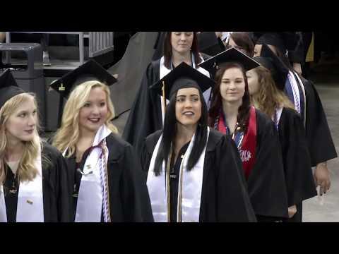 Northern Kentucky University Commencement - December 16, 2017 (10:00AM)
