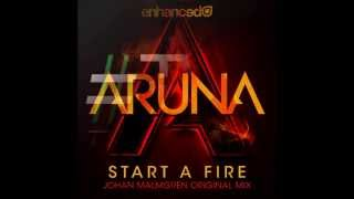 Aruna - Start A Fire (Johan Malmgreen Original Mix) [TWT 066 RIP]