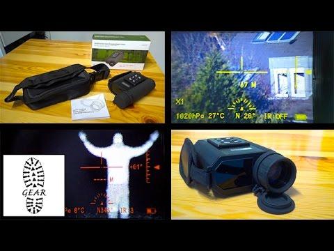 Laser Entfernungsmesser Mit Nachtsichtfunktion : Tech ir nachtsichtgerät entfernungsmesser u elrnv c von kinglux