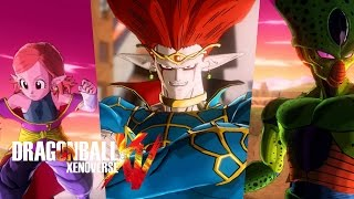 Dragon Ball Xenoverse Play as Demigra / Cell 1st form / Supreme Kai of Time NPCs