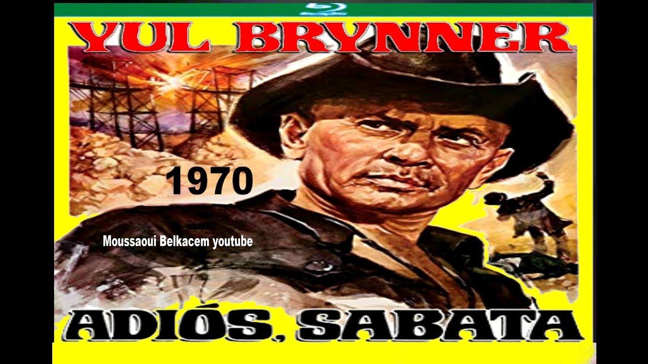 Western Spaghetti Avec Yul Brynner Youtube