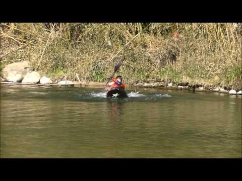 2017 3 30 HIROSHIMA still water freestyle kayaking