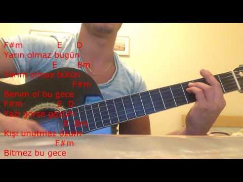 Onur Can Özcan - İntihask gitar dersi