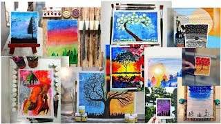 COLLECTION OF PAINTINGS | PAINTINGS | ART CREATO | HITANSHU