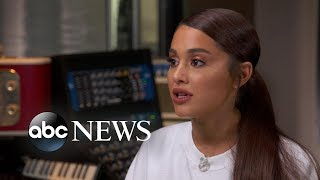 Ariana Grande speaks out on Manchester concert attack