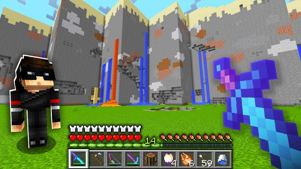 Cursed Minecraft Uhc