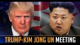 Trump-Kim Jong Un 2nd meeting SCRIPTED by the numbers-Wall-Blood Moon-Jesuits-WWIII