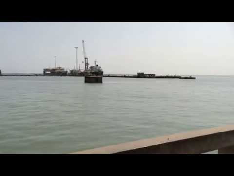 Banjul Sea port