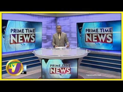 Jamaica's News Headlines   TVJ News - Sept 27 2021