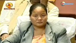 Onsari Gharti of UCPN Maoist has become the first female Speaker of Nepal Parliament