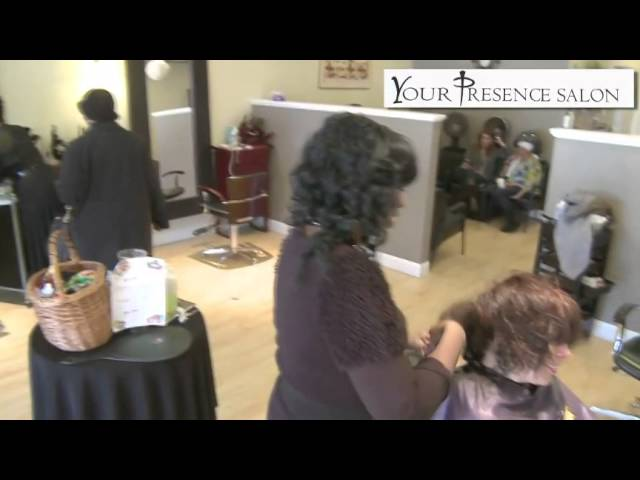 Your Presence Salon Promo