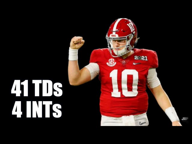 Alabama QB Mac Jones 2020 Highlights ᴴᴰ