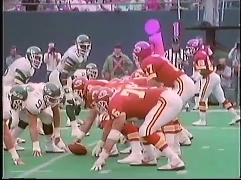 1988 Kansas City Chiefs video yearbook Raising the level of Expectation