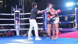 1st World Kun Khmer 2017 Women France Vs Cambidia