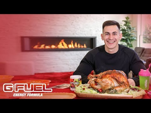 G FUEL Thanksgiving BOGO - With FaZe Censor