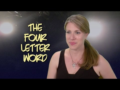 Jennifer Harrison Interview - The Four Letter Word