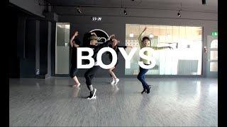 안산댄스학원 MIND DANCE (마인드댄스) Jazz/K-pop(째즈/방송) 10:30 Class | Lizzo - Boys | 조윤아 T