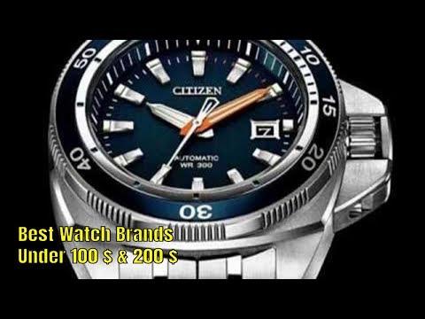 best watch brands under 100 and 200 edc gunner recommened best watch brands under 100 and 200 edc gunner recommened affordable watch brands