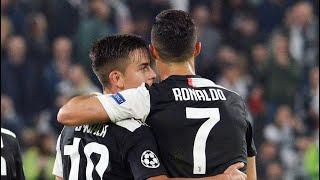 La Juventus sigue dando pena • Cristiano en busca de su mejor forma física • Dybaldo-dependencia
