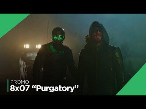 Arrow | Promo Do Episódio 8x07 - Purgatory (Legendado)
