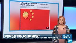 Lo que la epidemia del coronavirus ha generado en Internet