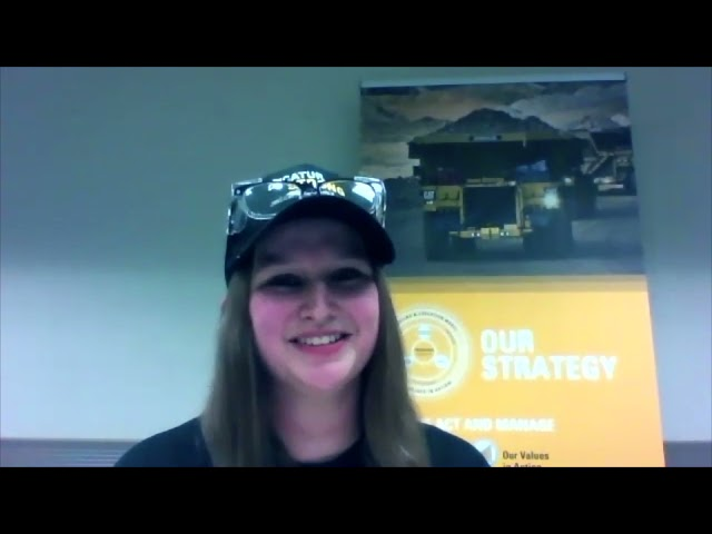 CareersDecatur.com - Episode 4 - Mindy McCoy, Material Handler at CAT