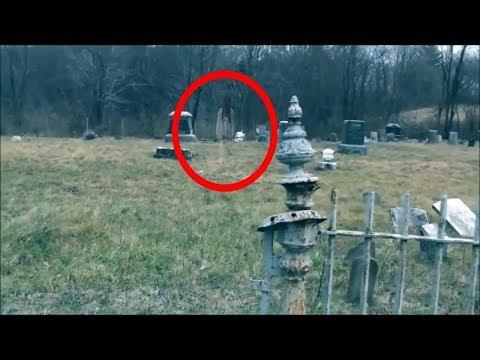 5 кладбищенских призраков,