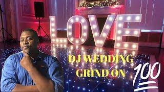 The Season Of Weddings Continues/ Gig Log #33 / Wedding Setup