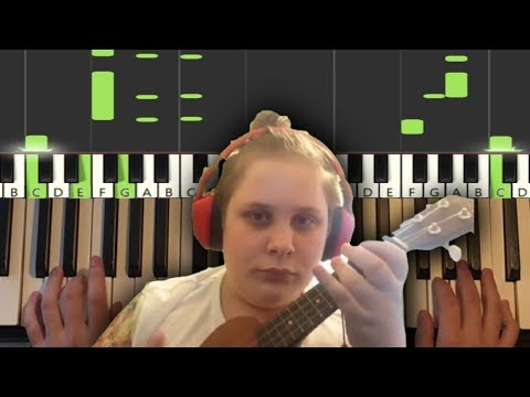Kevin MacLeod - Carefree (Piano Tutorial Lesson)
