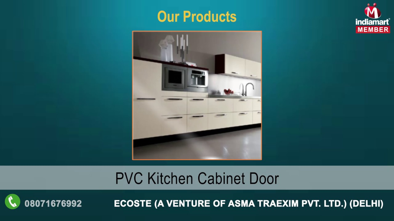 WPC and MPC Boards By Ecoste (a Venture Of Asma Traexim Pvt. Ltd ...