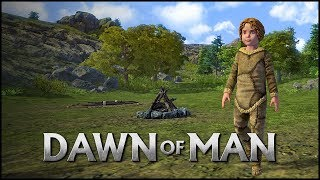 Geboren in der Steinzeit - Dawn of Man #01 [Let's Play Deutsch German]