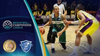 UNET Holon V Dinamo Sassari - Highlights - Basketball Champions League