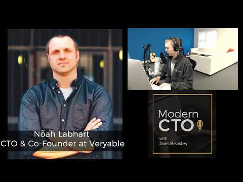 Live with Noah Labhart - CTO & Co-Founder of Veryable inc.