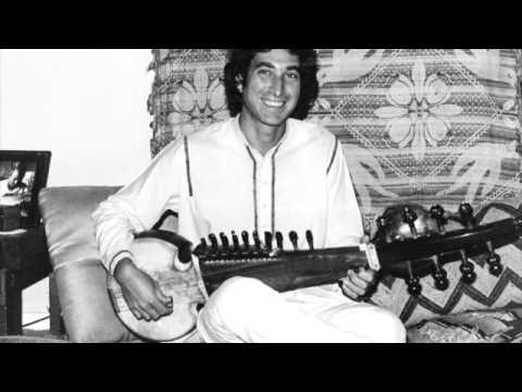 Geoffrey Lipner, sarod: Raga Kaushi Kanara, Calcutta, 30 January 1986