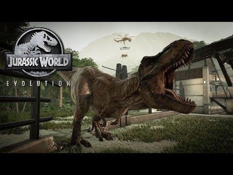 Jurassic World Evolution. ITA. Road to INDORAPTOR 2