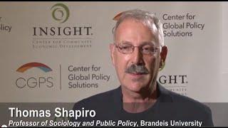 Thomas Shapiro on the History of the Racial Wealth Gap