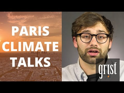 The Paris climate negotiations, explained
