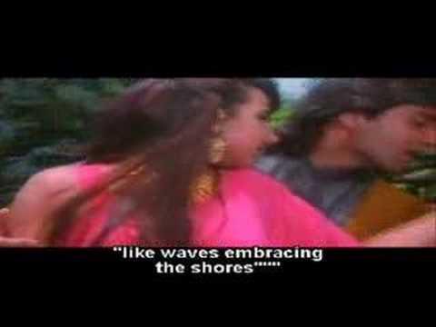 Sanwali Saloni Teri - Hum Sub Chor Hain with Lyrics